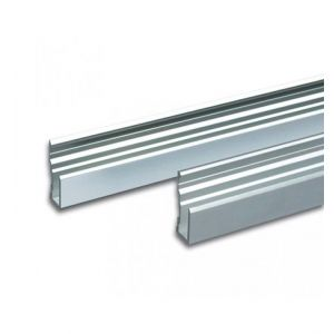 Spiegelprofiel aluminium 5 meter