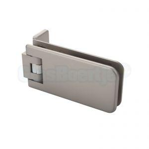 Assa Abloy Stremler Marine 3260.35.0RCV douchedeurscharnier wand-glas, 90 graden, RVS effect