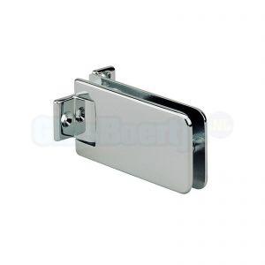 Assa Abloy Stremler Marine 3261.30.0R douchedeurscharnier wand-glas, 90 graden, chroom