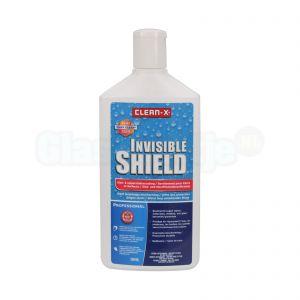 Clean-X Invisible Shield anti-kalk coating op basis van Nano-tech, flacon 300 ml (2020)