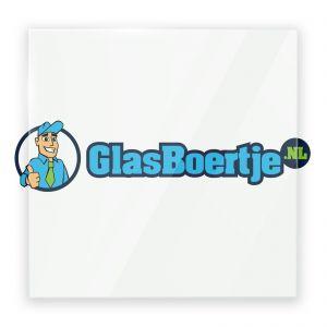Extra helder glas 12 mm