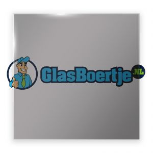 Grijs getint glas 10 mm