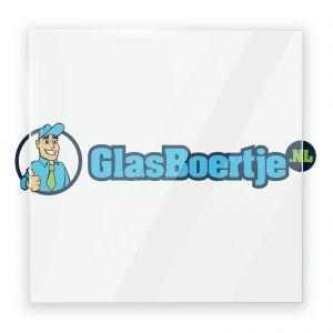 Installatie hardglas 10 mm