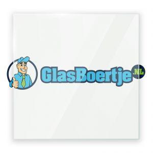 Installatie hardglas 8 mm
