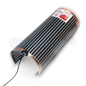Spiegelverwarming 1531 x 524 mm, 144 Watt